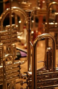 Brass Instruments [Courtesy Wikipedia]